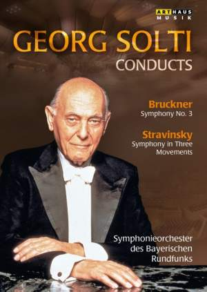 Georg Solti Conducts