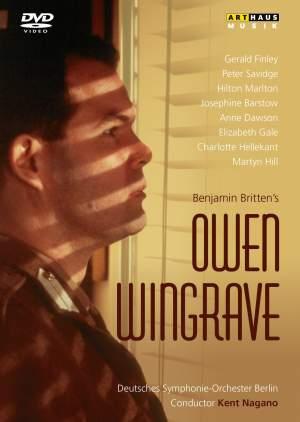 Britten: Owen Wingrave