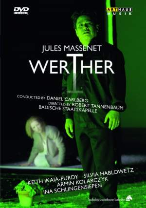 Massenet: Werther Product Image