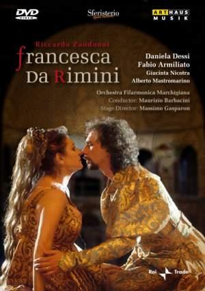 Zandonai: Francesca da Rimini Product Image