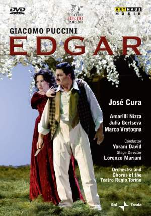 Puccini: Edgar Product Image