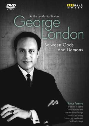 George London: Between Gods and Demons Product Image
