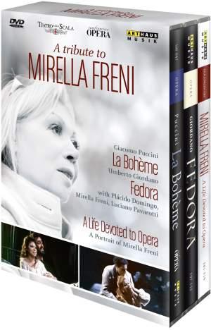 A tribute to Mirella Freni