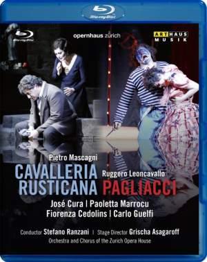 Stefano Ranzani conducts Mascagni & Leoncavallo