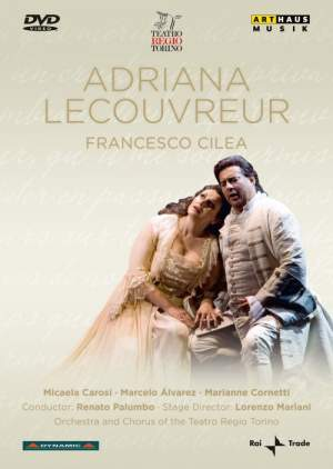 Cilea: Adriana Lecouvreur Product Image