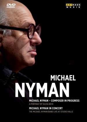 Michael Nyman: Documentary and Concert Box Set