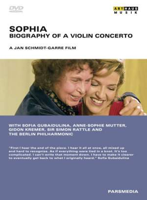 Sophia – Biography of a Violin Concerto