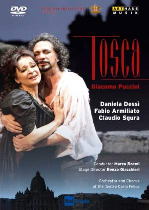 Puccini: Tosca Product Image