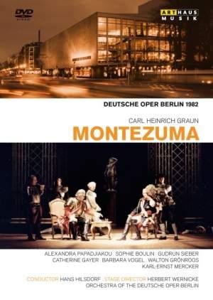 Graun, C H: Montezuma