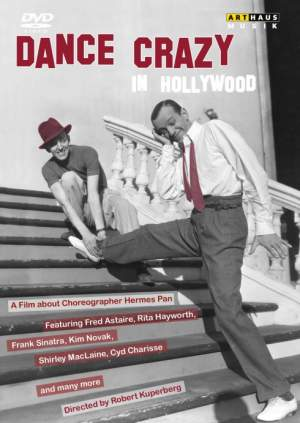 Dance Crazy in Hollywood Product Image