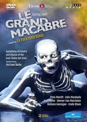 Ligeti: Le Grand Macabre Product Image