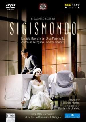 Rossini: Sigismondo Product Image
