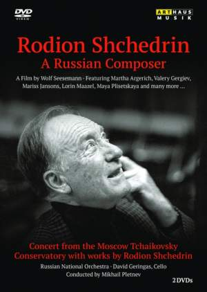 Rodion Shchedrin: A Russian Composer Product Image