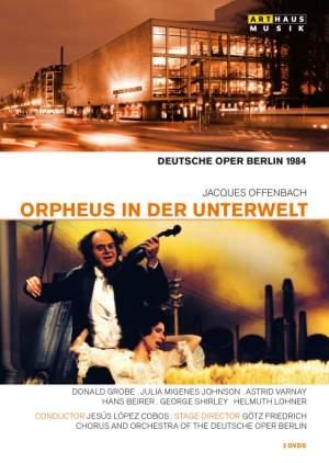 Offenbach: Orphée aux Enfers Product Image