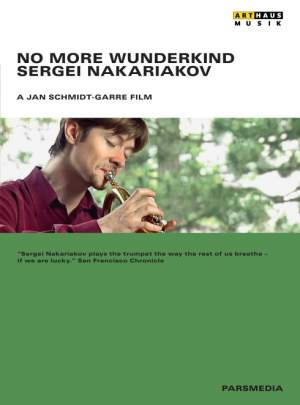 No More Wunderkind: Sergei Nakariakov