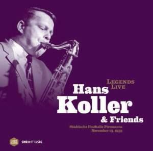 Hans Koller & Friends - Vinyl Edition