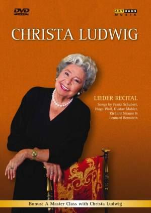 Christa Ludwig - Lieder Recital