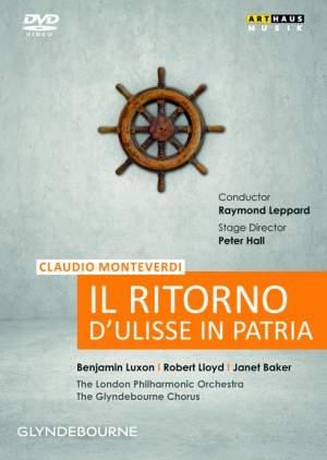 Monteverdi: Il ritorno d'Ulisse in patria Product Image