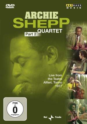 Archie Shepp Quartet Part 2 Product Image