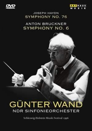Günter Wand conducts Bruckner & Haydn Product Image