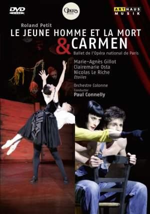 Roland Petit: Le Jeune Homme Et La Mort & Carmen