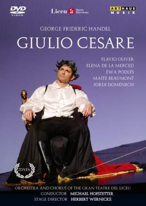 Handel: Giulio Cesare in Egitto Product Image