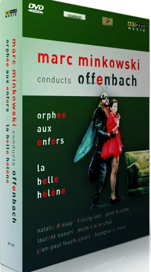 Marc Minkowski conducts Offenbach Product Image