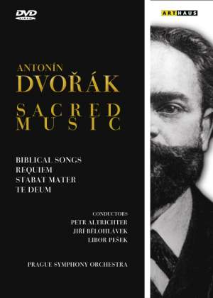Dvorak: Sacred Music Product Image