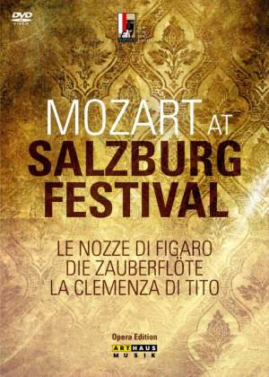 Mozart at Salzburg Festival Product Image
