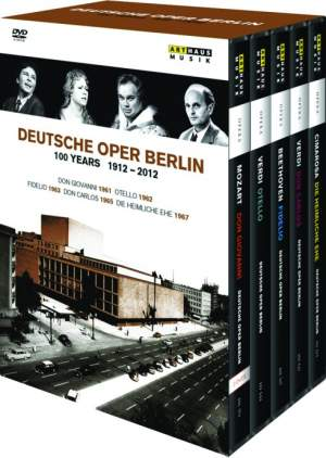 Deutsche Oper Berlin: 100 Years 1912-2012