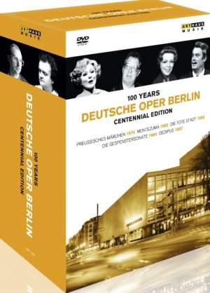 100 Years Deutsche Oper Berlin: Centennial Edition