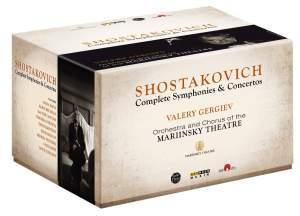Shostakovich: Complete Symphonies & Concertos