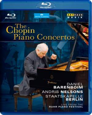 Daniel Barenboim plays The Chopin Piano Concertos