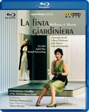 Mozart: La finta giardiniera, K196