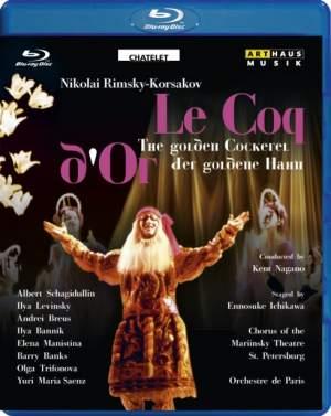 Rimsky Korsakov: Le Coq d'Or