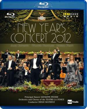Gran Teatro La Fenice New Year's Concert 2012 Product Image