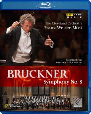 Bruckner: Symphony No. 8 in C minor Product Image