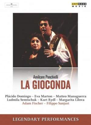 Ponchielli: La Gioconda Product Image