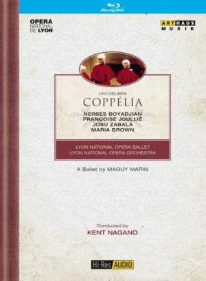 Delibes: Coppelia Product Image