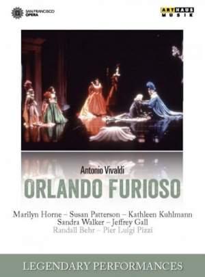 Vivaldi: Orlando Furioso, RV728 Product Image