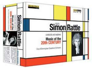 Sir Simon Rattle conducts and explores Music of the 20th Century