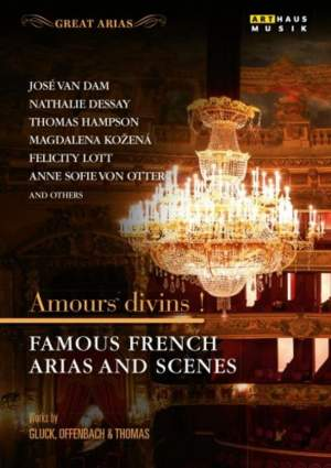 Amours divins!: Famous French Arias & Scenes Product Image
