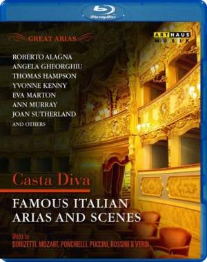 Casta Diva: Famous Italian Arias & Scenes