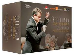 Beethoven: Symphonies Nos. 1-9