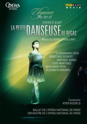 The Art of Patrice Bart - La Petite Danseuse de Degas