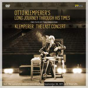Otto Klemperer's Long Journey Through His Times Product Image