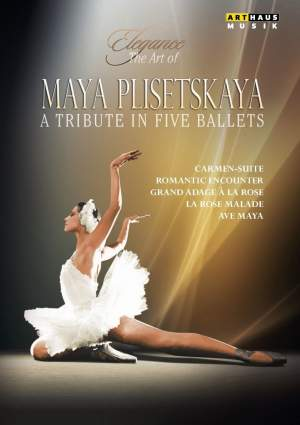 Maya Plisetskaya: A Tribute In Five Ballets