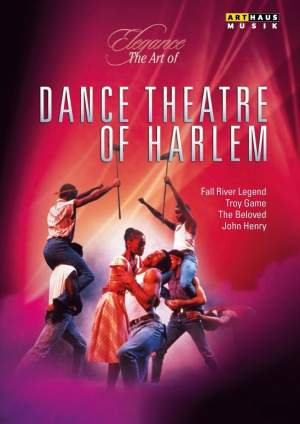 The Art of Dance Theatre of Harlem