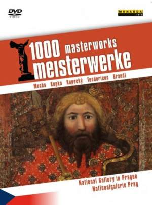 1000 Masterworks - National Gallery in Prague