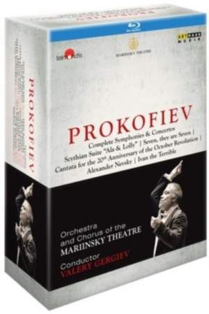 Prokofiev: Complete Symphonies & Concertos Product Image